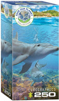 Eurographics 250 Piece Dolphin Puzzle