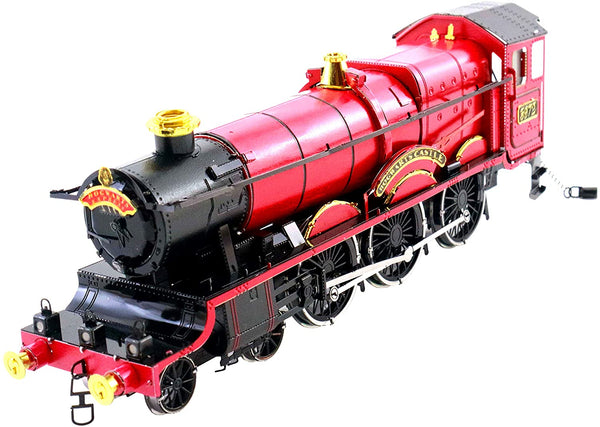 Fascinations Metal Earth ICONX Harry Potter Hogwarts Express Train 3D Metal Model Kit