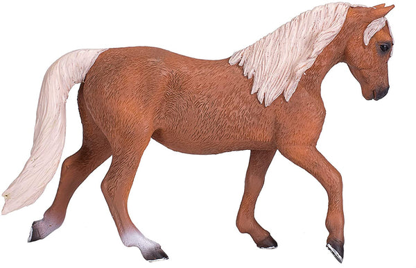 MOJO Morgan Stallion Bay Realistic Equestrian Horse Club Toy Figurine
