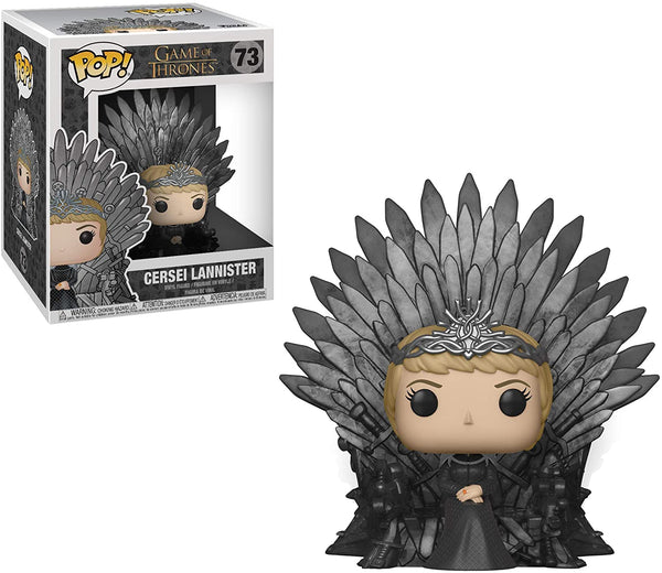 Funko Cersei Lannister on the Iron Throne #73