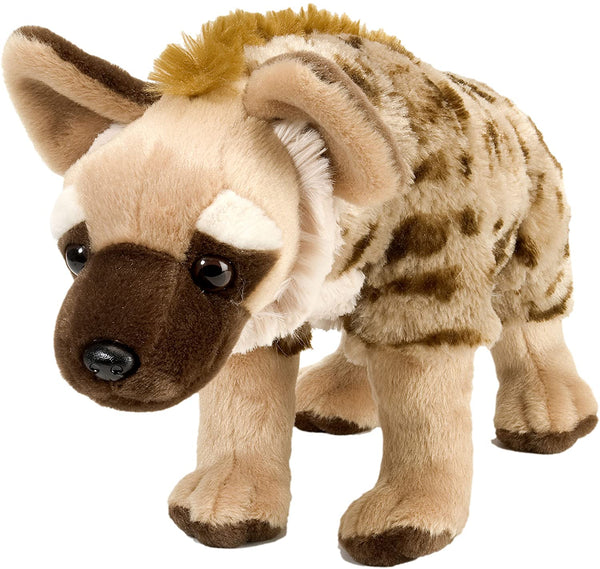Wild Republic Hyena Stuffed Animal, Cuddlekins 12""