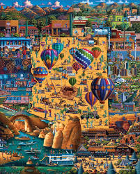 Dowdle Best of Arizona 500 Piece Puzzle