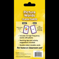 Edupress Flash Cards Picture Words
