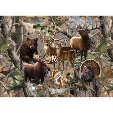 MasterPieces Realtree Puzzles Collection - Open Season 1000 Piece Jigsaw Puzzle