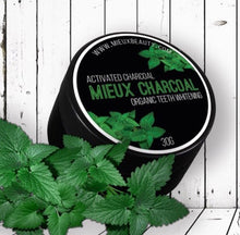 Mieux Charcoal - Mint 30gm