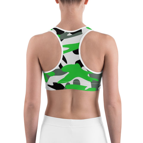 Image of FWLR Forrest Camo Racer Back Top