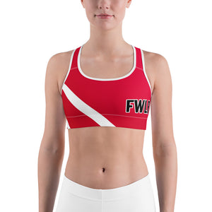 FWLR Red Racerback Top