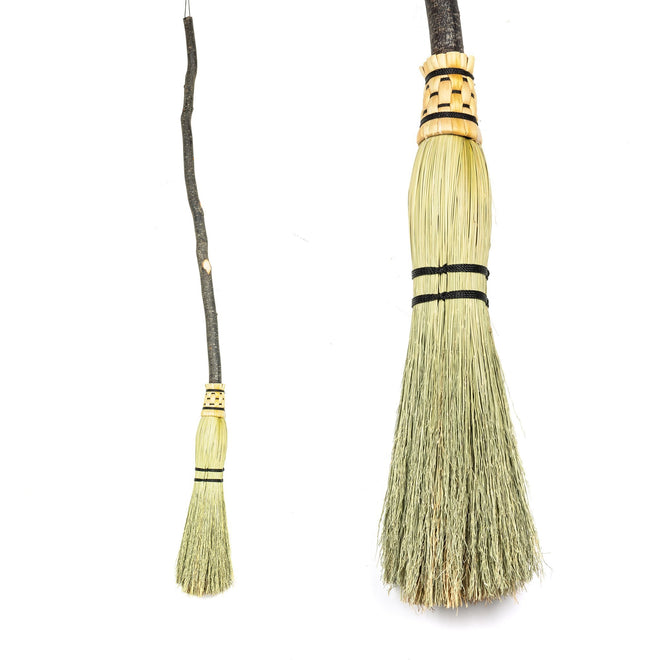 Besoms And Wedding Brooms