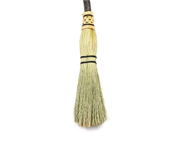 Traditional Besom Broom - Natural - Backwoods Broom Company