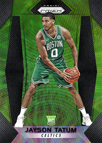*TATUM* 2017-18 Panini Prizm Basketball 10-Box 1/2 Blaster Case Break #3 *2 RANDOM TEAMS EACH*