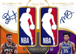 2018/19 Panini Immaculate Basketball 5-Box Case Break #4 *Pick Your Teams*