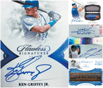 2019 Panini Flawless Baseball 2-Briefcase Full Case Break #41 *PICK YOUR TEAMS*