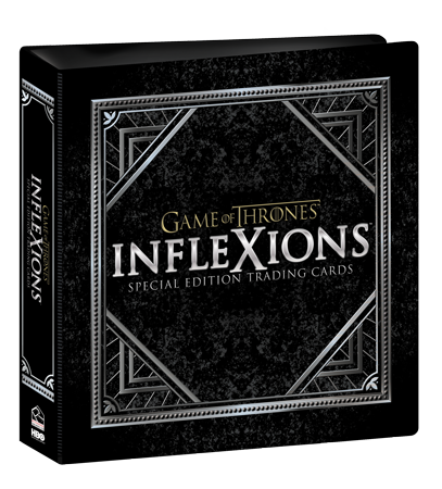 Rittenhouse Game of Thrones Inflexions (INT'L ED) Personal Box Break Opened Live