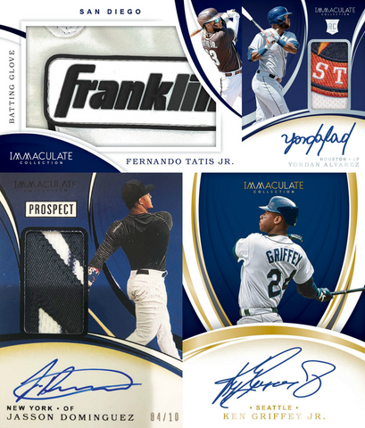 2020 Panini Immaculate Baseball 8-Box Case Break #12 *PICK YOUR TEAMS*