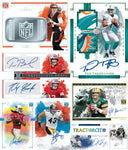 (11/25) 2020 Panini Impeccable Football 3-Box Case Break #1 *PICK YOUR TEAMS*