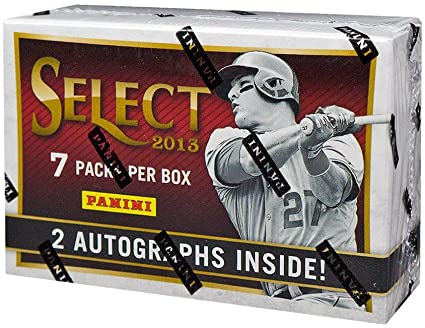 20% OFF! *SELLS OUT GINTER* 2013 Panini Select MiniBox Break #58 *Random Teams*