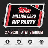 ALL CARDS SHIP! BREAKING IN DALLAS W/TOPPS! 2020 Topps Series 1 Jumbo 6-Box Case Break #1 *GUARANTEED A CASE*