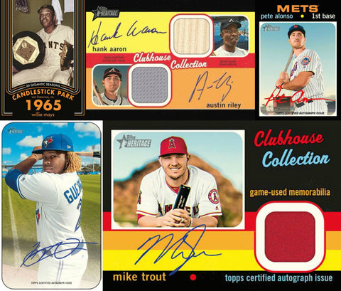 (2/26 ALL CARDS SHIP) 2020 Topps Heritage Baseball 12-Box Case Break #1 *PICK YOUR TEAMS*