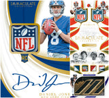 2019 Panini Immaculate Football 6-Box Case Break #2 *PICK YOUR TEAMS* (11/15)