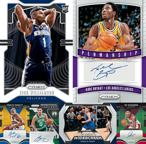 2019-20 Panini Prizm Basketball 6-Box 1/2 Case Break Hobby #6 *PICK YOUR TEAMS* (12/4)