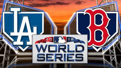 TONIGHT ONLY! 2018 MLB World Series Game #3 BOUNTY Promotion!