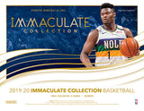 (10 SPOTS) 2019-20 Panini Immaculate Basketball 5-Box Case Break #2 *TIERED RANDOM TEAMS*