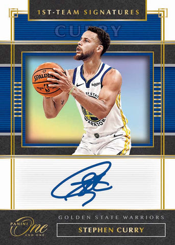 (EARLYBIRD) 2019-20 Panini One and One Basketball 5-Box 1/2 Case Break #4 *RT*