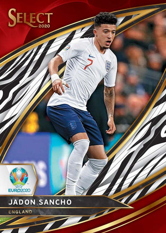 2019/20 Panini Select UEFA Euro Soccer HOBBY 1-Box Break #31 *RANDOM COUNTRY*