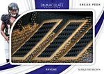 2019 Panini Immaculate Football 6-Box Case Break #3 *PICK YOUR TEAMS* (11/15)