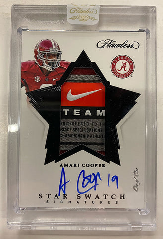 (SELLS OUT THE BREAK) 2020 Flawless CFB 1Box PYT #2 RNB - 11 TEAMS!!!