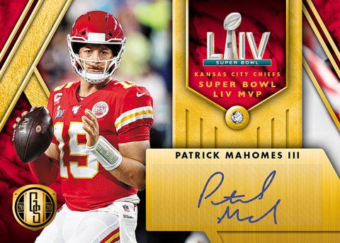 (8/7) 2020 Panini Gold Standard Football 6-Box 1/2 Case Break #1 *PICK YOUR TEAMS*
