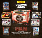 20% OFF!!!!! 2020 Panini Legacy Football 6-Box 1/2 Case Break #7 *RANDOM TEAMS*