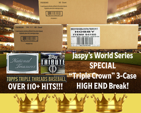 (COMES OUT FRIDAY) Jaspy's Big Hit Express Series 1 HITLESS PROMO, Details and Rules!
