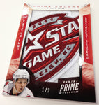 *INSANE PATCHES* 2012/13 Panini Prime Hockey 1-Box Break #46 *3 Random Teams Each*