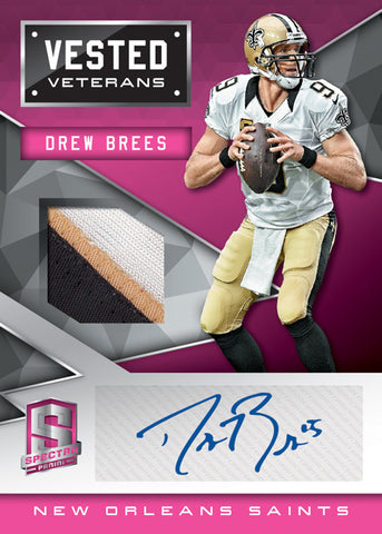 2016 Panini Spectra Football 4-Box Break #1 *RANDOM TEAMS*