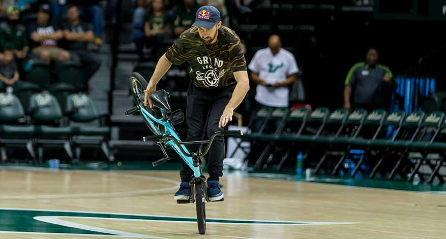 Grind Legacy Apparel Partners with Professional Flatland BMX Rider Terry Adams as Brand Ambassador for 2020