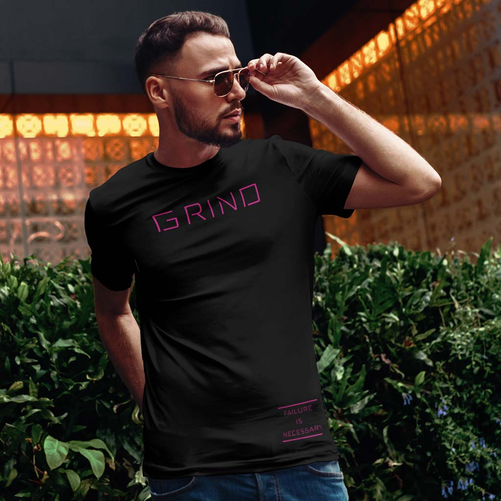 MEN'S Grind Tee by Grind Legacy Apparel