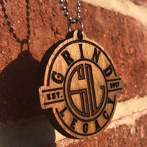 Grind-legacy-wooden-walnut-necklace