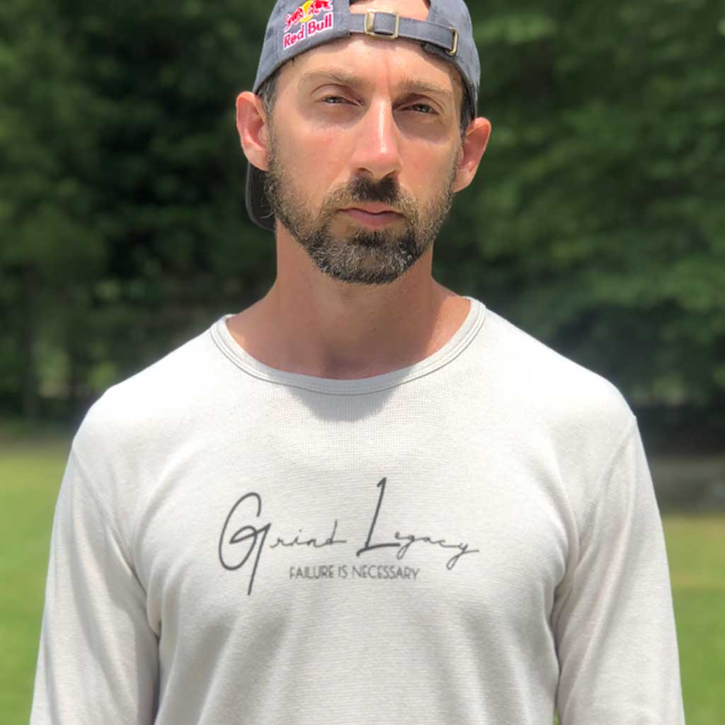SIGNATURE SERIES THERMAL - SAND by Grind Legacy Apparel. Educate, Execute, Endure, and Empower.