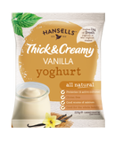 6 x Thick & Creamy Yoghurt Mixed Pack - Hansells Yoghurt UK