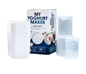 Hansells Yoghurt Maker - includes 3 tubs