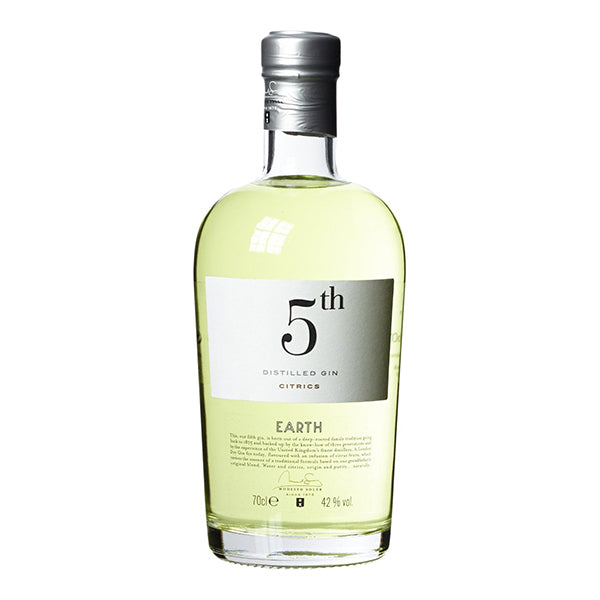 "5th Gin ""Earth"" - Trekantens Is"