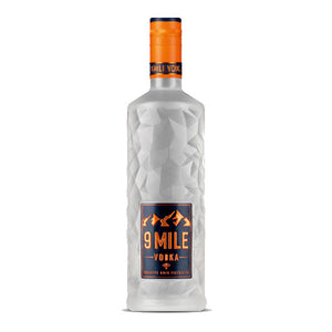 9 Mile Vodka - Trekantens Is