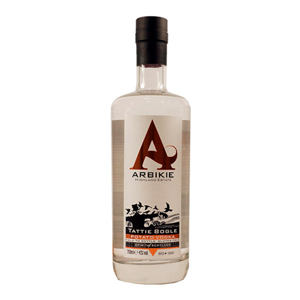 Arbikie Highland Estate Tattie Bogle Potato Vodka - Trekantens Is