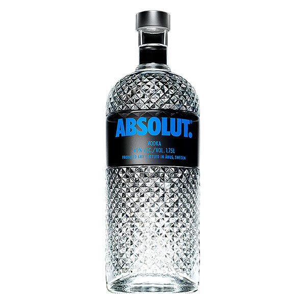 Absolut Vodka Special Edition Glimmer - Trekantens Is