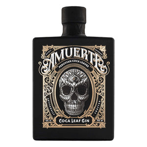 Amuerte Coca Leaf Gin - Black Edt. - Trekantens Is