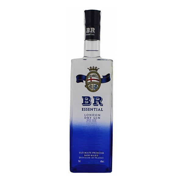 BR Essential London Dry Gin - Trekantens Is