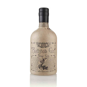 Bathtub Sloe Gin - Trekantens Is