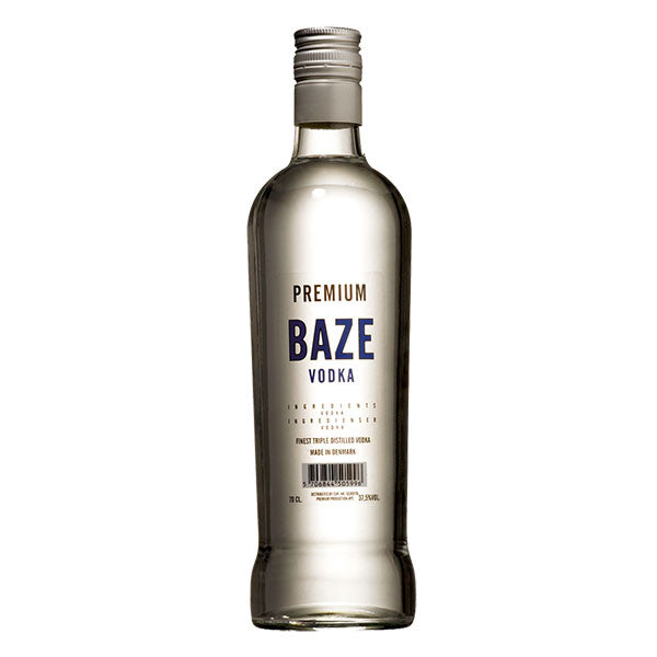 Baze Vodka - Trekantens Is