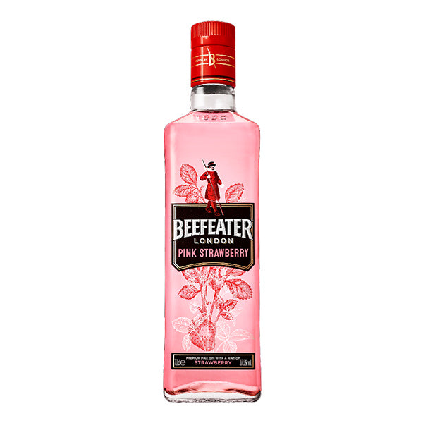Beefeater Pink Gin - Trekantens Is